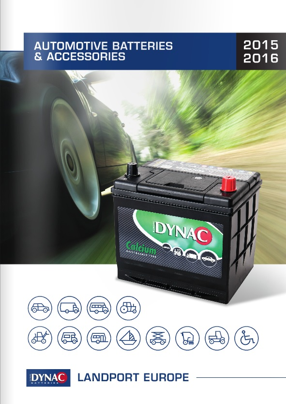 DYNAC Automotive Batteries